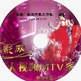 喜影真人视频MTV系统 婚纱艺术电影制作系统 20张DVD